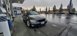 2002 Lexus IS300 for Sale in Seattle, WA