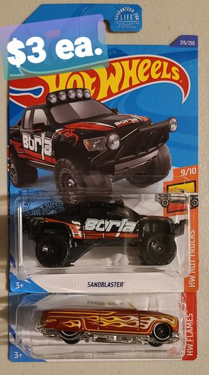 Hot-Wheels for Sale in Horizon City, TX