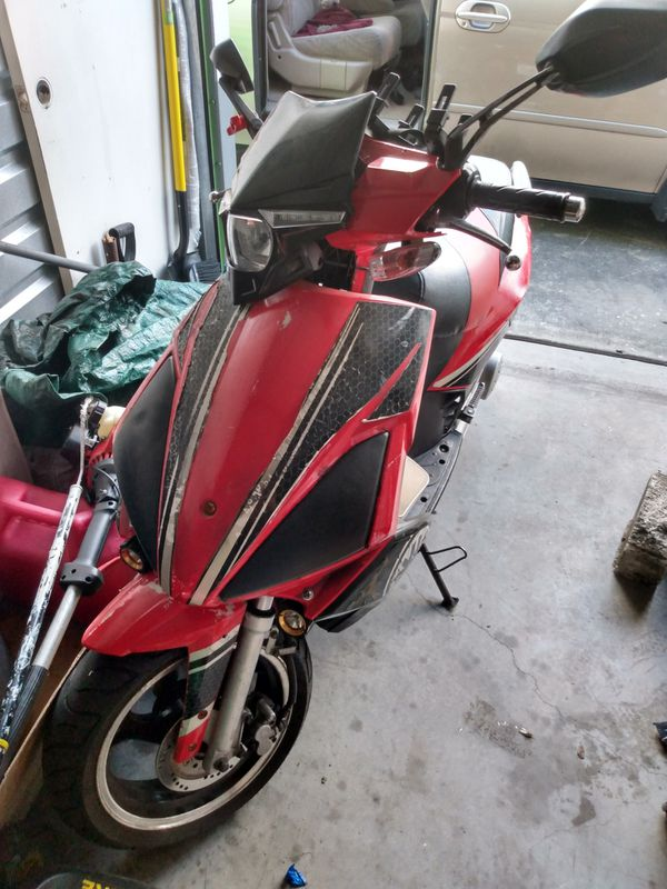 2014 Jonway 150cc with Title
