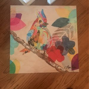 Cardinal Painting for Sale in Zephyrhills, FL