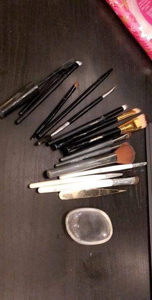 Makeup brushes for Sale in Herriman, UT