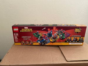 Lego Marvel Mighty Micros 66544 3 in 1 for Sale in Phoenix, AZ