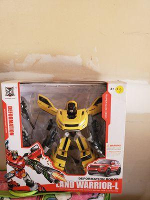 New deformation toy set for Sale in Riverside, CA