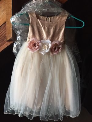 Wedding Flower girl dress for Sale in Chicago, IL