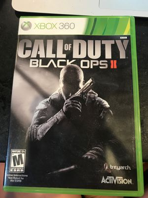Call of Duty Black Ops Xbox 360 game for Sale in Denver, CO