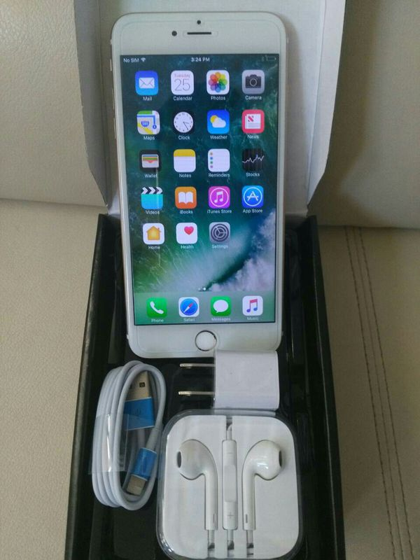 IPhone 6 Plus , UNLOCKED .  Excellent Condition  ( as like New)