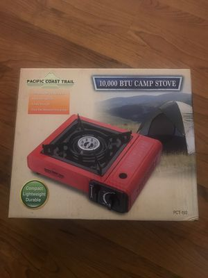New PCT 10,000 BTU Camp Stove for Sale in Fairfield, CA