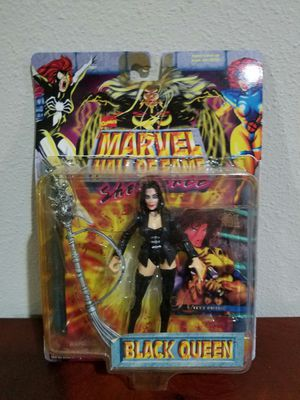 Black Queen Marvel Hall of Fame VINTAGE RARE COLLECTIBLE ACTION FIGURE for Sale in Thonotosassa, FL