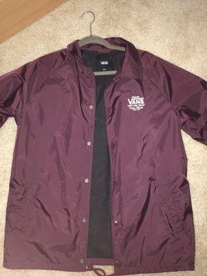 vans coach jacket for Sale in Hercules, CA