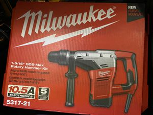 Milwaukee rotary hammer for Sale in Industry, CA