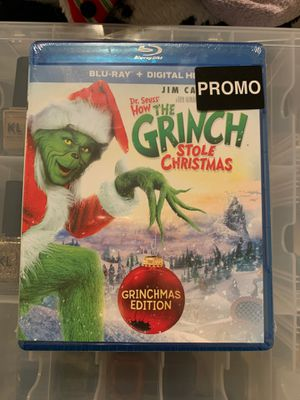 Brand new The Grinch Who Stole Christmas movie!! for Sale in Bell Gardens, CA