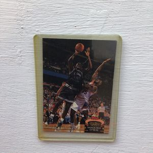 Shaquille O'Neill 1989-92 Members Choice Card for Sale in Mountlake Terrace, WA