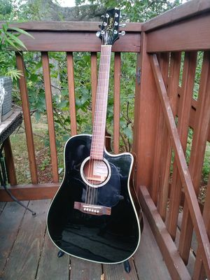 Takamine EG531SSC Acoustic Electric for Sale in Braintree, MA