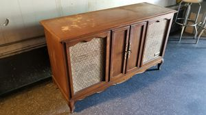Zenith stereo console for Sale in San Francisco, CA