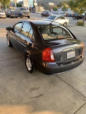 2009 Hyundai accent for Sale in Tujunga, CA