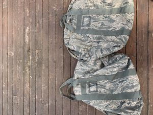 2 Camo Duffle Bags for Sale in Tacoma, WA
