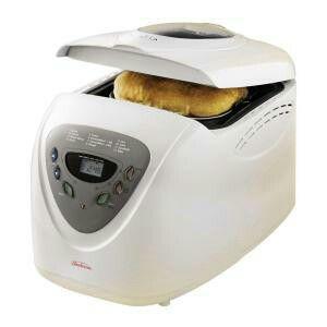 Brand new Sunbeam 2 lb. White Programmable Bread Maker with Jam Setting for Sale in Houston, TX