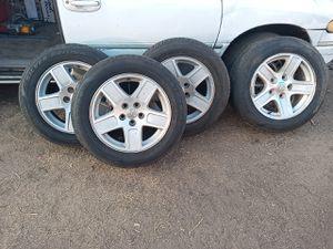 17s Dodge stock rims for Sale in Fresno, CA