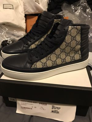 Gucci Supreme High Top Sneakers for Sale in San Francisco, CA