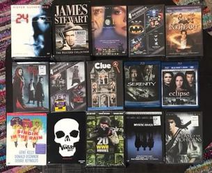 DVDs some Box Sets some New and sealed just $3 each for Sale in Port St. Lucie, FL