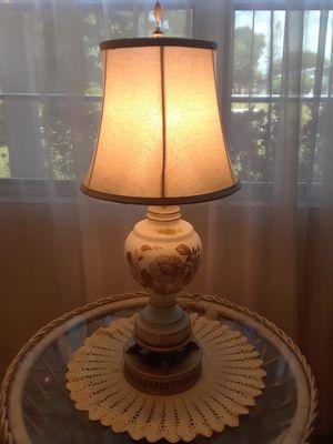 Vintage Table Lamp for Sale in Deerfield Beach, FL