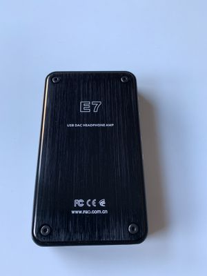 Fiio E7 USB DAC Portable Headphone Amplifier. Condition is Used. for Sale in Naperville, IL