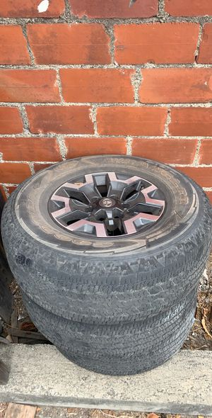 Toyota rims for Sale in Oakland, CA