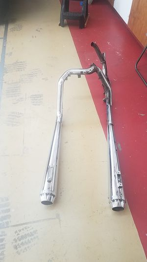 Harley exhaust for Sale in Lakeside, AZ