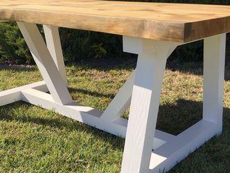 Live Edge Farmhouse Table for Sale in Diamond Bar,  CA