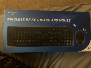 Wireless Keyboard and Mouse for Sale in Baltimore, MD