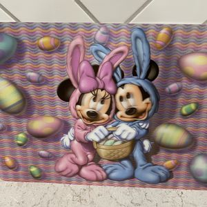 2 Easter 3D Disney Placemats for Sale in Lake Worth, FL