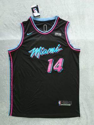 6523 Miami Heat Tyler Herro Black Jersey for Sale in Dublin, CA