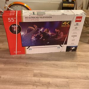 New 4K TV for Sale in San Diego, CA