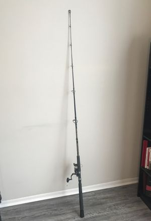 Power Stick fishing rod and reel combo for Sale in Tamarac, FL