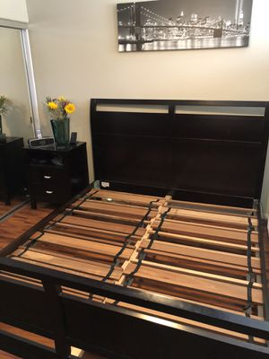 King Bedroom Set - High Quality Construction for Sale in San Diego, CA