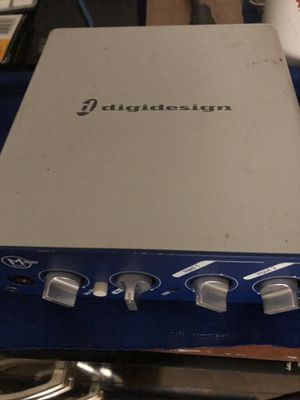Digidesign Mbox 2 mini Audio interface for Sale in Asheville, NC