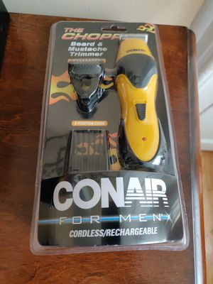 Bear & mustache trimmer for Sale in New Haven, CT