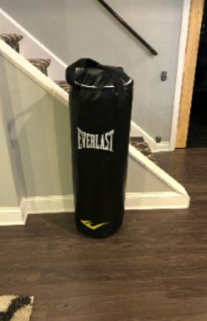 Everlast Big Punching Bag - Perfect Condition for Sale in Fullerton, CA