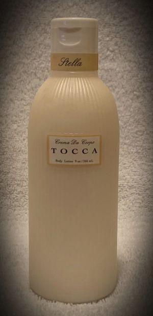 TOCCA Crema Da Corpo STELLA Italy/Italian Blood Orange Body Lotion LUX FULL SIZE 9 fl oz/266ml NEW for Sale in San Diego, CA