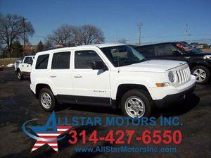 2014 Jeep Patriot Sport for Sale in Saint Ann, MO