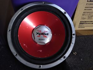 Rockford Fosgate P1,/ P2 and R/2 speakers and woofers for Sale in Everett, WA