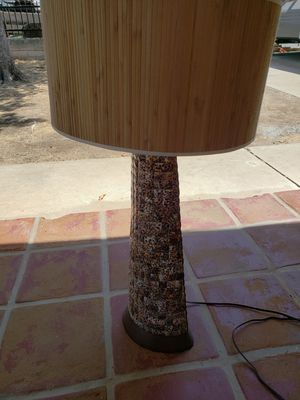 Beautiful shell lamp for Sale in Poway, CA