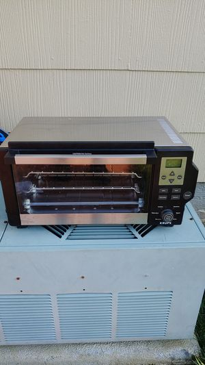 Krups counter top oven/toaster oven for Sale in Cleveland, OH