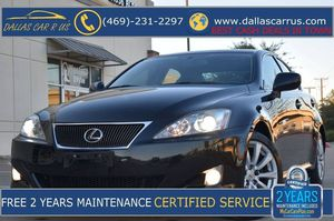 2008 Lexus IS 250 for Sale in Dallas, TX