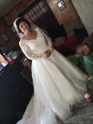 Wedding dress for Sale in Collegedale, TN