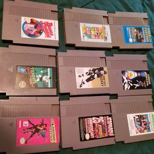 9 Nintendo games for Sale in Everett, WA
