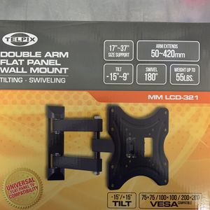 Tv wall Mount Hot sale!! $22 dollars 💵 for Sale in Downey, CA