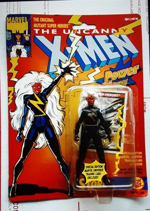 MARVEL XMEN : STORM w/ POWER GLOW black version for Sale in Santa Fe Springs, CA