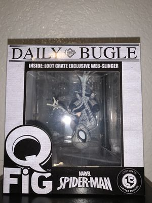 Q fig Spider-Man for Sale in Fresno, CA