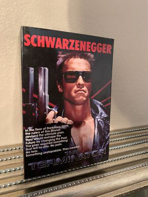 "Authentic Neca Ultimate T-800 (tech Noir) Terminator 7"" Action Figure for Sale in Stockton, CA"